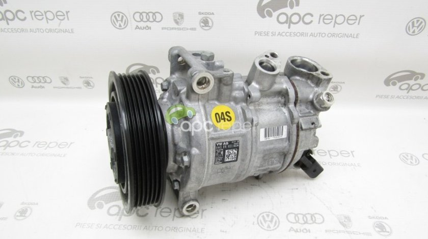 Compresor clima Audi A4 B9 8W / A5 F5 / A6 C8 4K / A7 4K - Cod: 8W0816803J