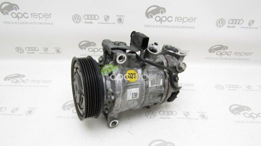 Compresor clima Audi A6 C7 4G / A7 4G Facelift - 3.0 TDI - Cod: 4M0820803A