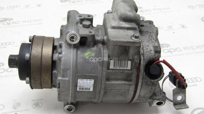 Compresor clima Audi A8 4E, Q7 4L , R8 4,2 benzina Original cod 4E0260805Q