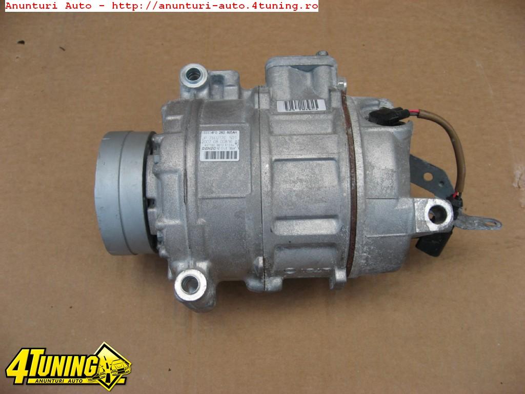 Compresor Clima Audi S4 8E Rs4 - S6 V10 - Rs6 V10 - S8 V10 cod 4F0260805AH