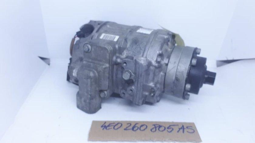 Compresor clima Audi / VW 4.2 / 4.0 / 5.2 diesel/ benzina 2003-2011 cod: 4E0260805AS / 4E0260805AK