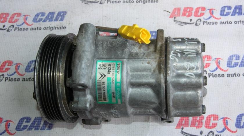 Compresor clima Citroen C3 cod: 9655191580 2002-2009