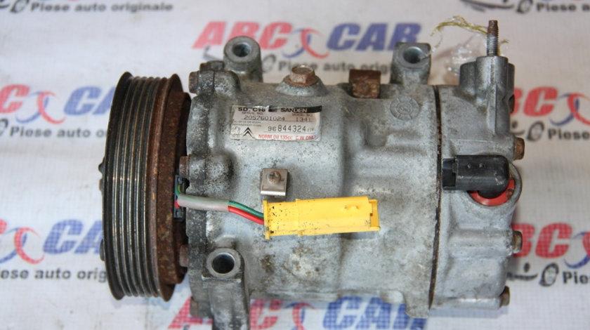 Compresor clima Citroen C4 Picasso 1 2007-2013 9684432480