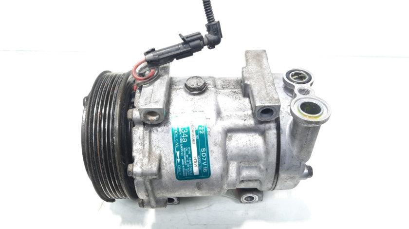 Compresor clima, cod 60653652, Alfa Romeo 156 (932) 1.9 jtd, 937A2000 (id:470200)