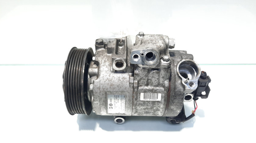 Compresor clima, cod 6Q0820803D, Seat Ibiza 4 (6L1) 1.6 B, CNKA