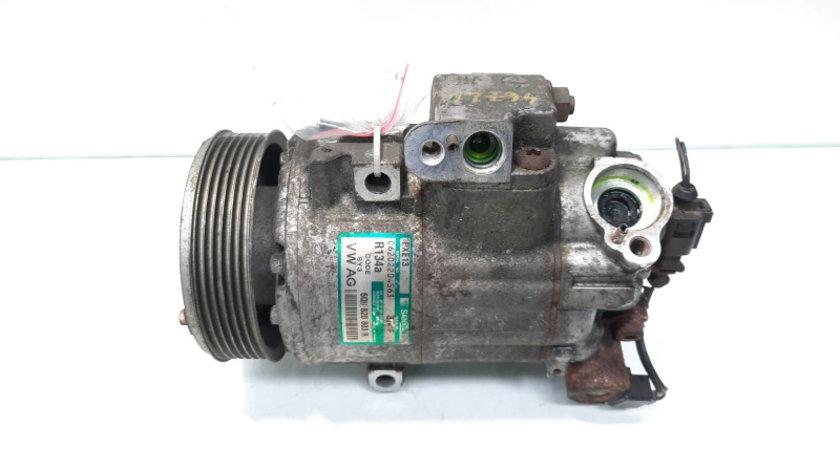 Compresor clima, cod 6Q0820803R, Seat Ibiza 4 (6L1), 1.4 benz, BKY (idi:467213)
