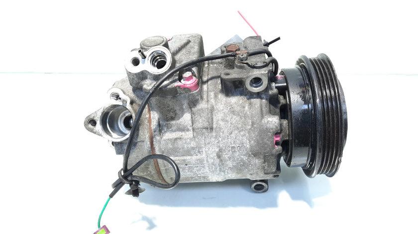 Compresor clima, cod 8D0260808, Audi A4 Avant (8E5, B6), 1.9 TDI, AWX (idi:463564)