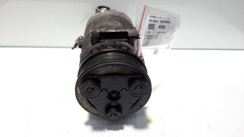 Compresor clima, cod AV6N-19D629-BB, Ford Galaxy 2, 2.0 TDCI, UFWA (id:469566)