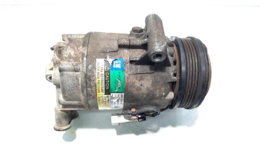 Compresor clima, cod GM13124750, Opel Astra G, 1.6 BENZ, Z16XEP (idi:469523)