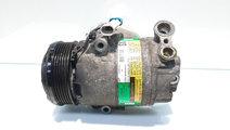 Compresor clima, cod GM24464152, Opel Vectra C, 2....