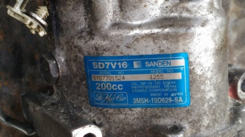 Compresor clima Ford Focus 2, 1.6 tdci