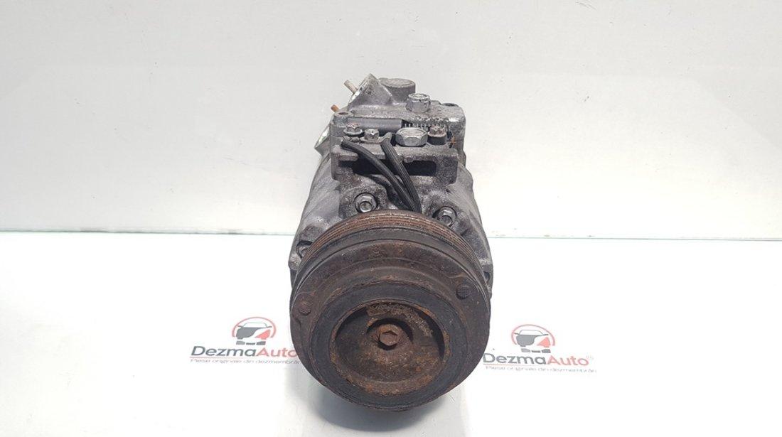 Compresor clima, Land Rover Range Rover 3 (LM) 3.0 d, 306D1, cod 447220-8023