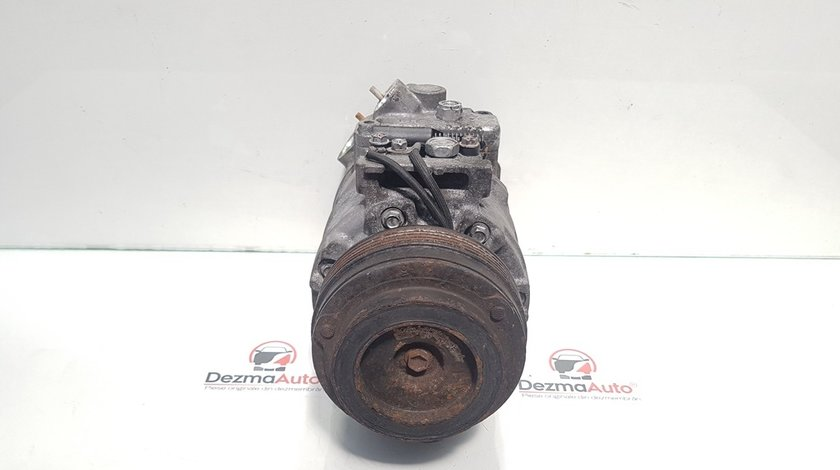 Compresor clima, Land Rover Range Rover 3 (LM) 3.0 d, 306D1, cod 447220-8023