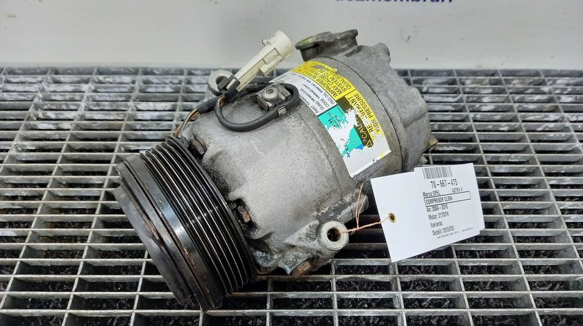 COMPRESOR CLIMA OPEL ASTRA H ASTRA H Z17DTH - (2004 2010)