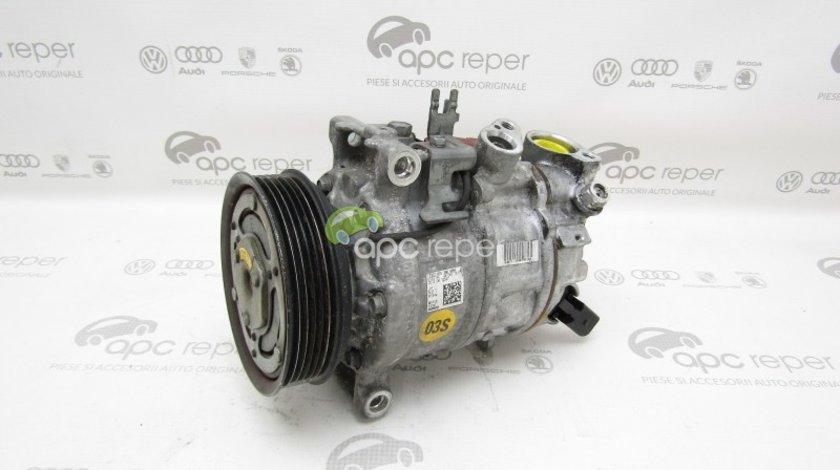 Compresor clima Original Audi A4 B8 8K / A5 8T / Q5 8R - 2.0 TDI - Cod: 8T0260805F