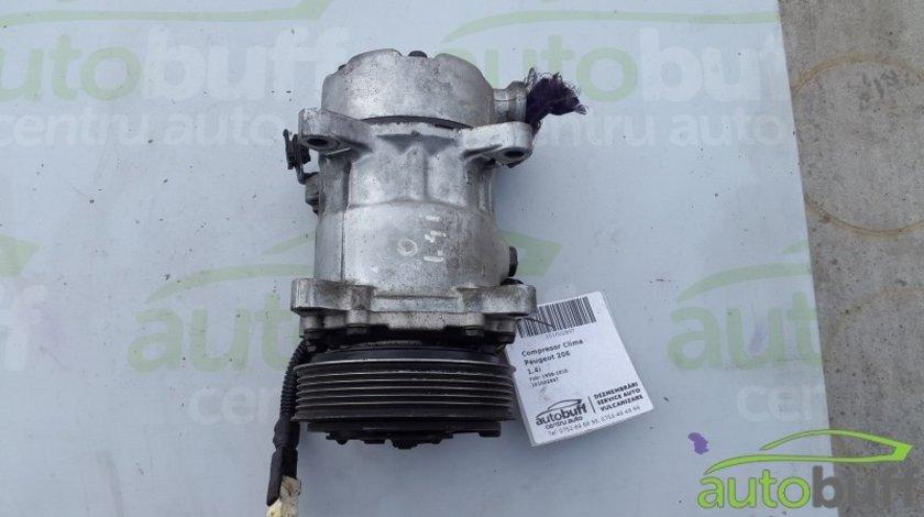 Compresor Clima Peugeot 206 1.4i