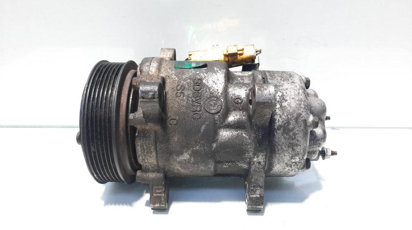 Compresor clima, Peugeot 307 SW, 2.0 hdi, RHS (id:460677)