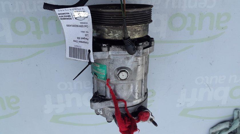 Compresor Clima Peugeot 406