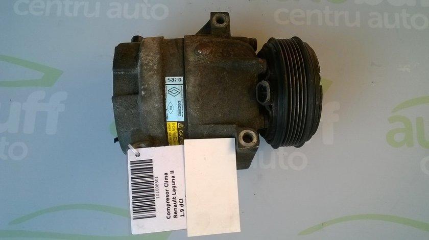 Compresor Clima Renault Laguna II 1.9 dCI