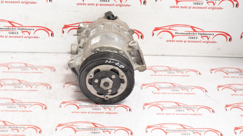 Compresor clima VW Golf 7 1.4 TSI CZC 5Q0820803F 11