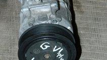 Compresor clima Vw Golf Plus 1.4 tsi model 2010