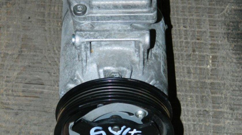 Compresor clima Vw Golf Plus 1.6 TDI model 2010