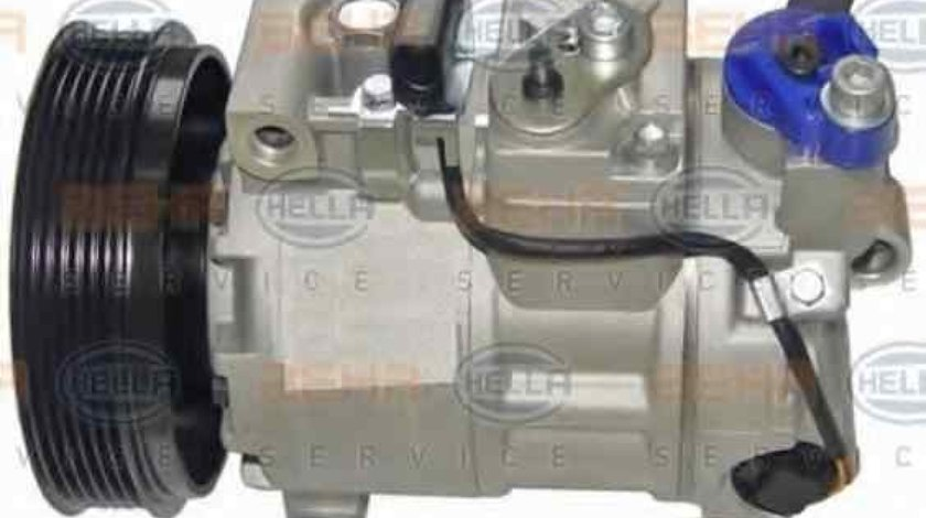 Compresor climatizare AUDI A4 8K2 B8 HELLA 8FK 351 125-661