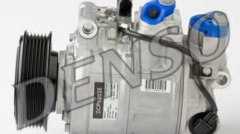 Compresor, climatizare AUDI A4 Avant (8ED, B7) (2004 - 2008) DENSO DCP02038 piesa NOUA