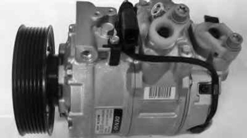 Compresor, climatizare AUDI A8 (4E_) AIRSTAL 100718