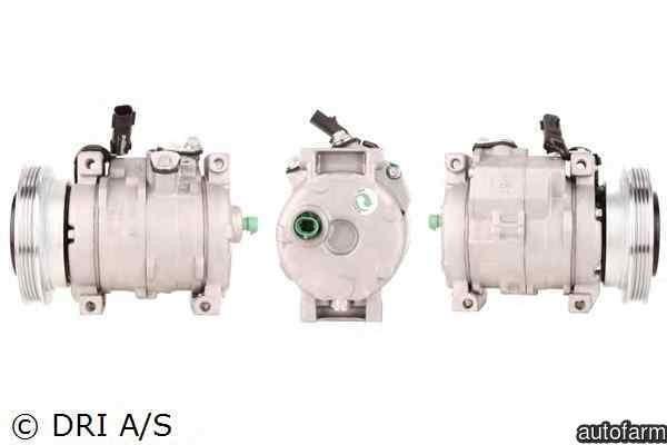 Compresor, climatizare CHRYSLER PT CRUISER Cabriolet AIRSTAL 100647