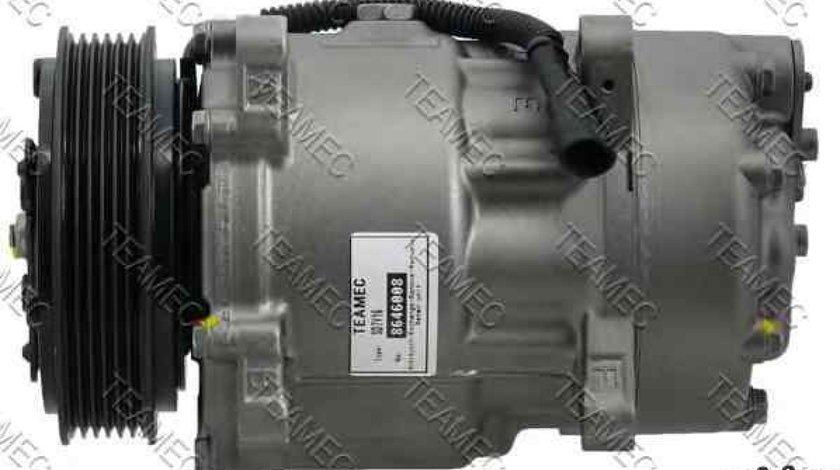 Compresor climatizare CITROËN C5 I DC TEAMEC 8646008