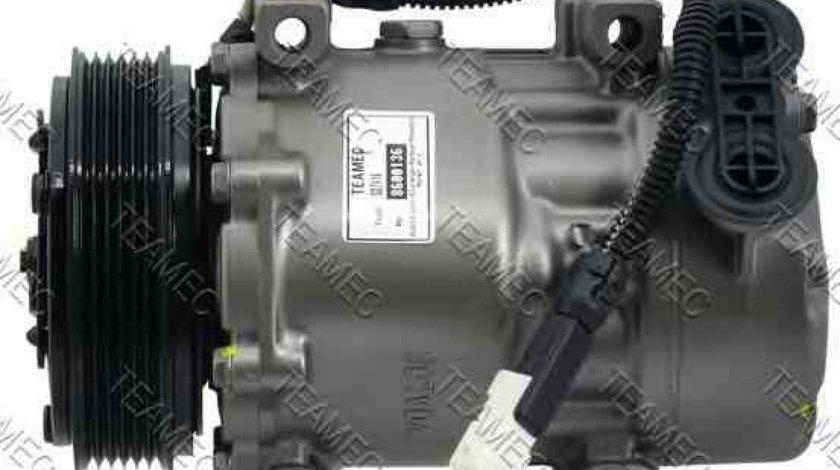 Compresor climatizare CITROËN C5 I DC TEAMEC 8600136