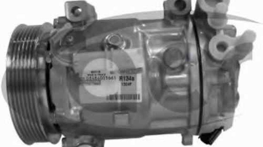 Compresor climatizare CITROËN C5 II RC AIRSTAL 100806