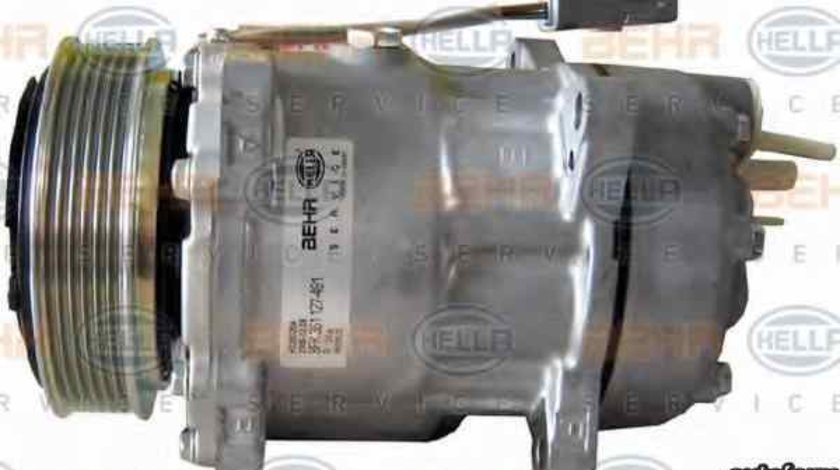 Compresor climatizare CITROËN C5 II RC HELLA 8FK 351 127-491