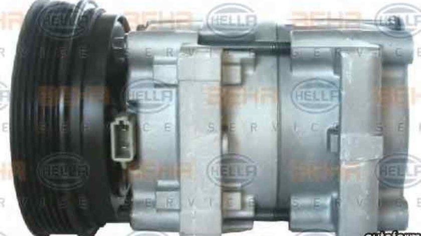Compresor, climatizare FORD FIESTA IV (JA_, JB_) HELLA 8FK 351 113-781