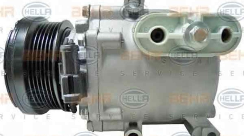 Compresor, climatizare FORD FIESTA VI HELLA 8FK 351 334-831