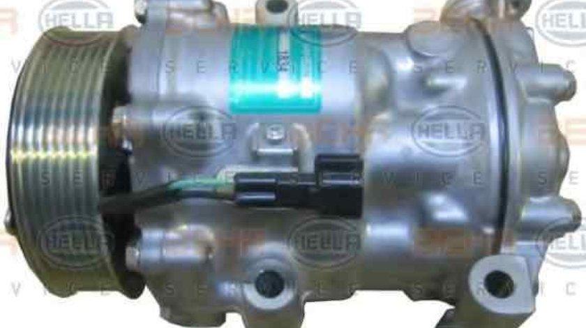 Compresor climatizare FORD TRANSIT bus HELLA 8FK 351 334-411