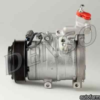Compresor, climatizare HONDA CR-V II (RD_) DENSO DCP40003