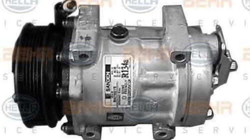 Compresor, climatizare JEEP CHEROKEE (XJ) HELLA 8FK 351 119-091
