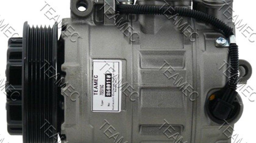 Compresor climatizare MERCEDES-BENZ SL R230 Producator TEAMEC 8600110