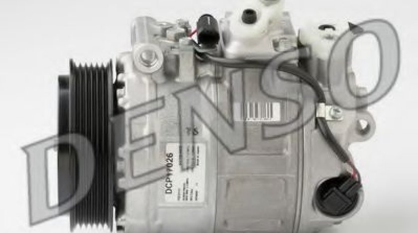 Compresor, climatizare MERCEDES S-CLASS Cupe (C215) (1999 - 2006) DENSO DCP17026 piesa NOUA