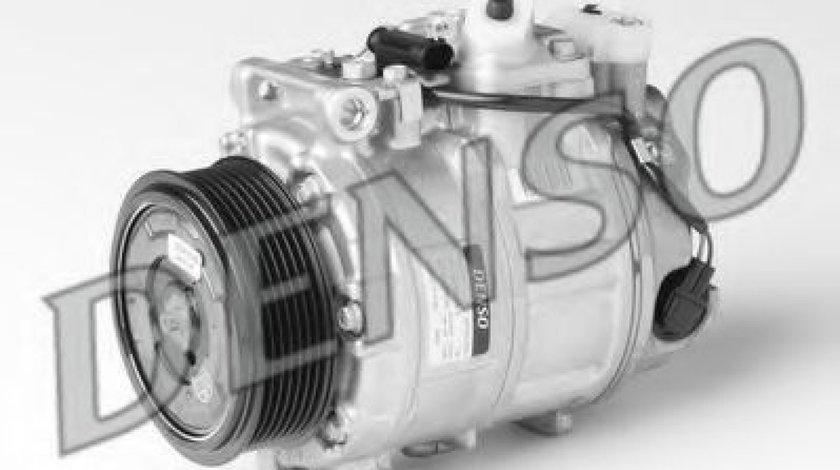 Compresor, climatizare MERCEDES S-CLASS (W220) (1998 - 2005) DENSO DCP17102 piesa NOUA