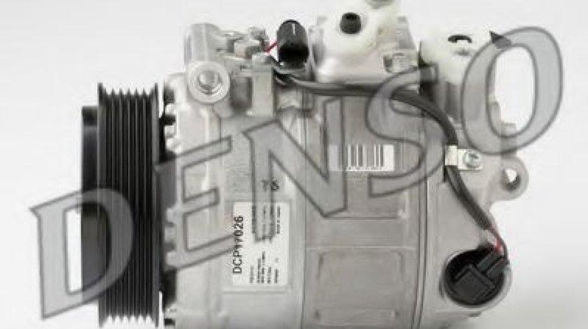 Compresor, climatizare MERCEDES S-CLASS (W220) (1998 - 2005) DENSO DCP17026 piesa NOUA