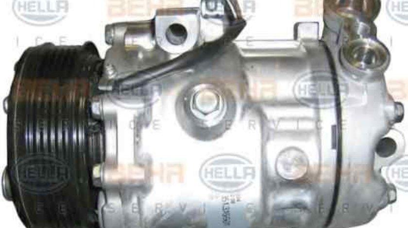 Compresor, climatizare OPEL ASTRA G caroserie (F70) HELLA 8FK 351 316-901