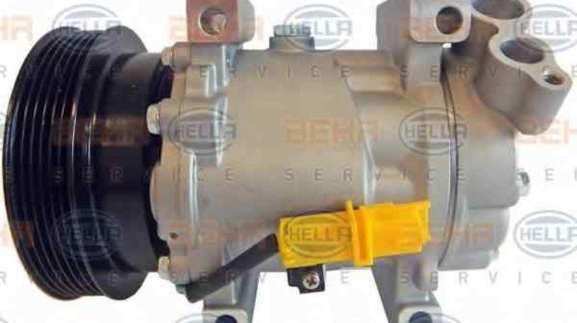 Compresor climatizare RENAULT KANGOO BE BOP KW0/1 HELLA 8FK 351 316-921