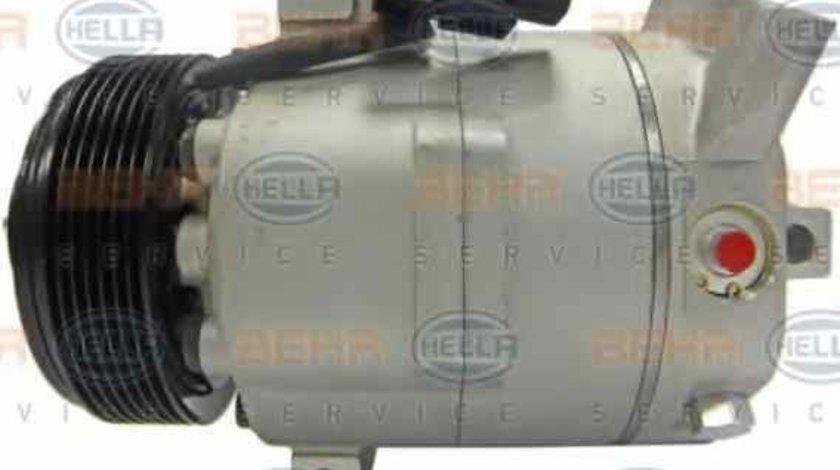 Compresor climatizare RENAULT TRAFIC II platou / sasiu EL HELLA 8FK 351 322-541