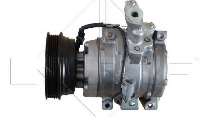 Compresor, climatizare TOYOTA AVENSIS Liftback (T22) (1997 - 2003) NRF 32643G piesa NOUA