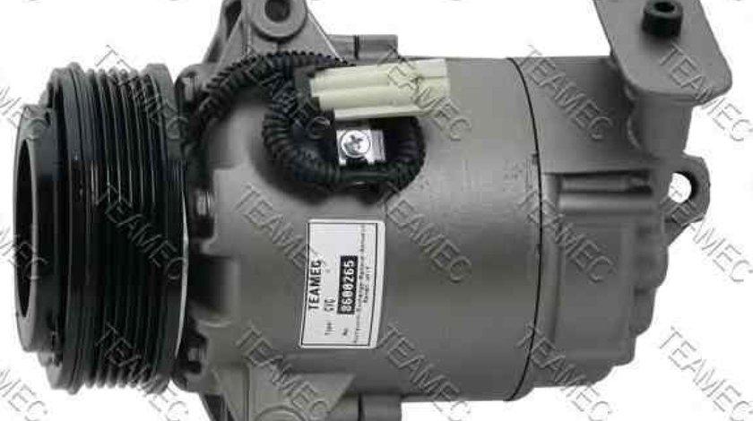 Compresor, climatizare VAUXHALL ASTRA Mk V (H) hatchback TEAMEC 8600265