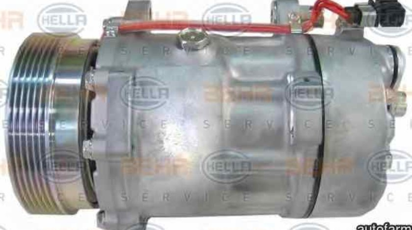 Compresor climatizare VW GOLF III Variant 1H5 HELLA 8FK 351 127-331