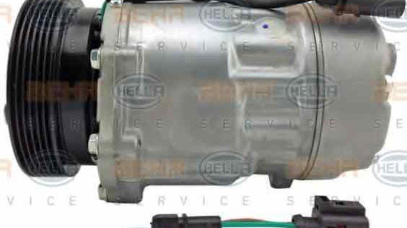 Compresor climatizare VW GOLF Mk III Cabriolet 1E7 HELLA 8FK 351 125-751